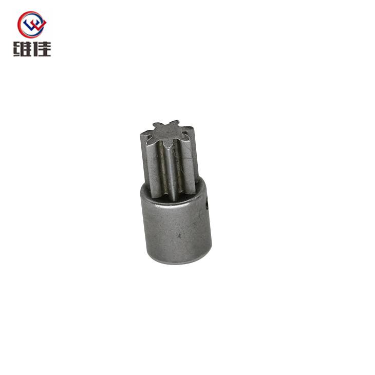 Iron Base Sintered Bearing Featured Image