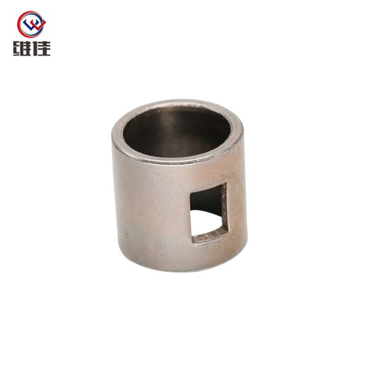 Drilled  self lubricating Bushing