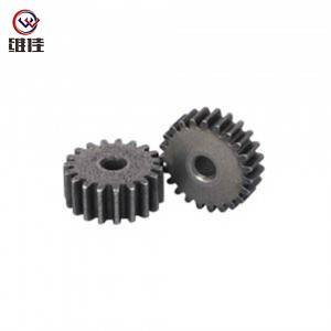 rings gear iron base speed reducer