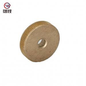 metal sintered bronze gear