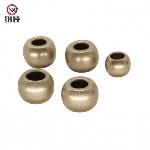 Sintered Bronze Spherical Bearings ball bearing
