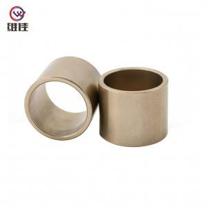 Sintered Bushing Bronze Cu663