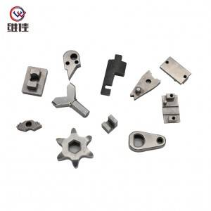 irregular part metallurgy application accessories