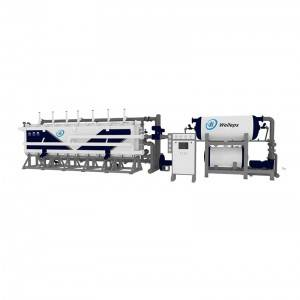 OEM/ODM Wholesale Fruit Box Machine - Auto Vacuum Block Moulding Machine PSB2000-6000Z – WELLEPS