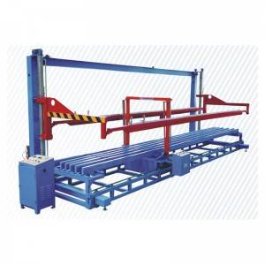 Discountable price Eps Material Project - Auto Block Cutting Machine PSC2000-6000C – WELLEPS