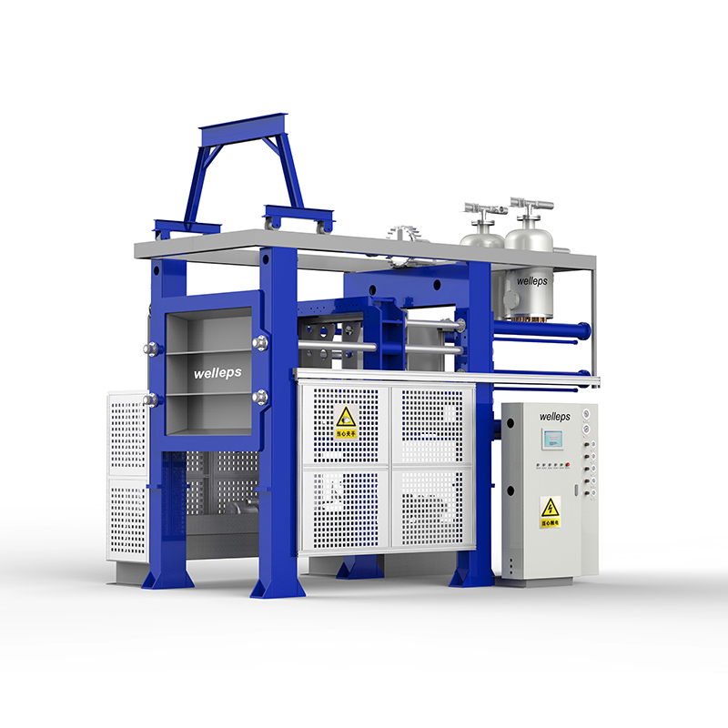 Auto EPP/ETPU/EPO machine