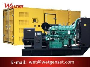 Yuchai engine diesel generator for Sale
