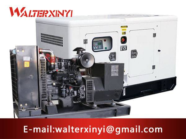 Shangchai engine diesel generator for Sale