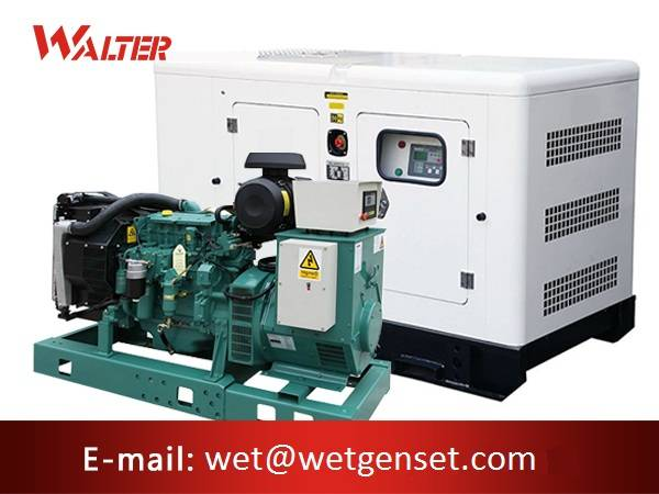 60HZ 80kva Volvo engine diesel generator Featured Image