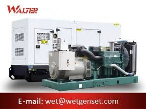 Volvo engine diesel generator Supplier