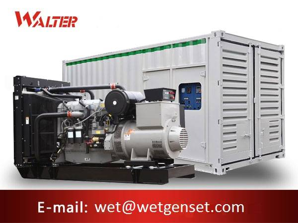 60HZ 750kva Perkins engine diesel generator Featured Image
