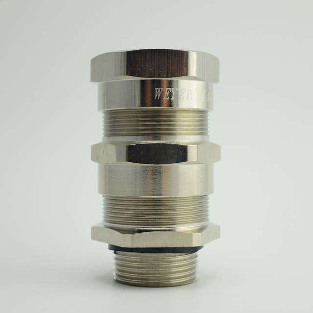 Flame-proof Metal Cable Gland (Metric/PG/NPT/G thread) Featured Image