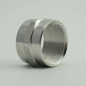 Metal Coupling Sleeve (Metric/PG/G thread)