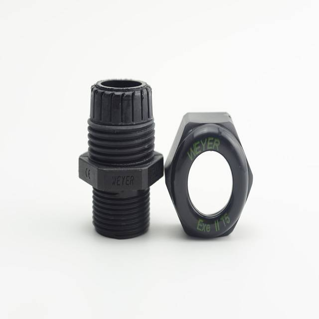 Explosion-proof Nylon Cable Gland (Metric/Pg/Npt/G thread) Featured Image