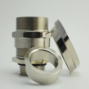 Flame-proof Metal Cable Gland (Metric/PG/NPT/G thread)