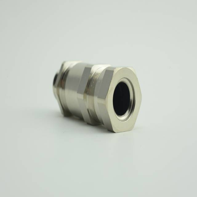 Flame-proof Metal Cable Gland for Armored Cable (Metric/ NPT thread Featured Image