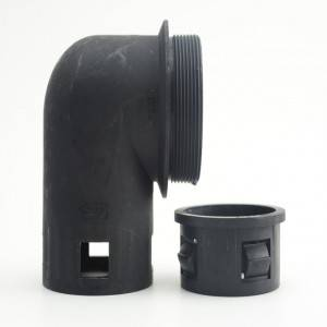 Plastic Elbow Connector
