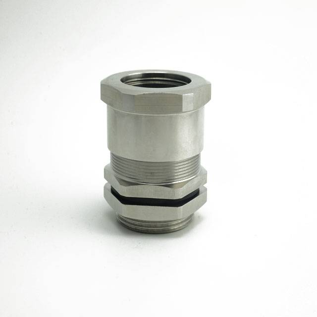 Flame-proof Metal Cable Gland with Single Seal for Armored Cable (Metric/ NPT thread) Featured Image