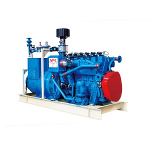 Product Specifications For 280KW LPG Gas Generator