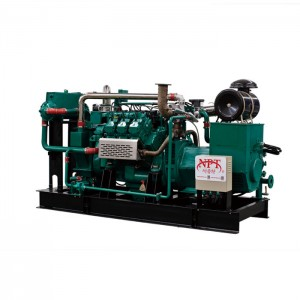 Product Specifications For 260KW Biomass Gas Generator