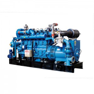 Product Specifications For 400KW Biomass Gas Generator