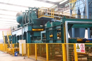 3 kinds of shutdown conditions of automatic molding machine
