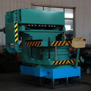 Air Multi- Piston Moulding Machine