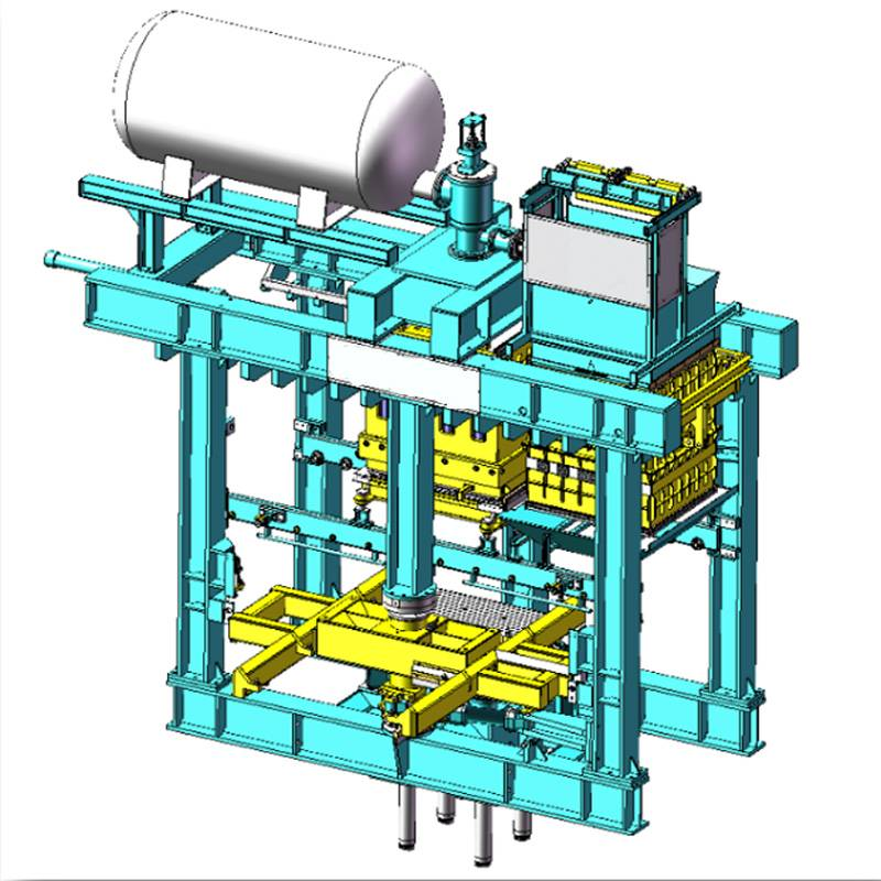 Static pressure Moulding Line Featured Image