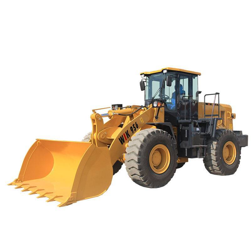 WIK956 Wheel loader Featured Image