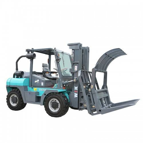 4 ton all-in-one 4X4 forklift