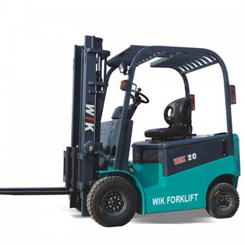 2 ton full AC electric counterbalanced forklift