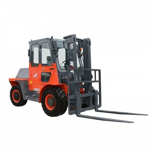 3 TON 4×4 Four turns Forklift