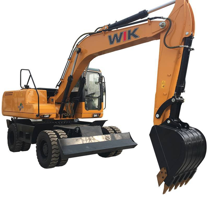 WIK9088 Wheel Excavator Featured Image