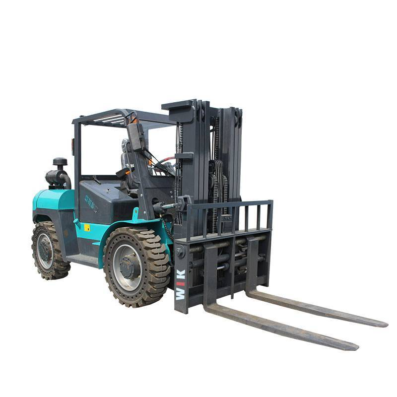 4 TON 4×4 Four turns Forklift Featured Image