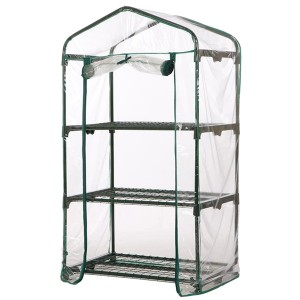3-Tier Garden Greenhouse  PVC Mini  Greenhouse