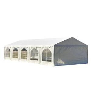 Factory wholesale Outdoor Heavy Duty Pvc Party Tent - Wholesale 5x10m PE Party Tent Outdoor  – WINSOM