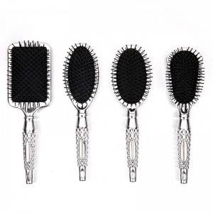 UV electric,water transfter,shinning printing hair brush with with designed handle