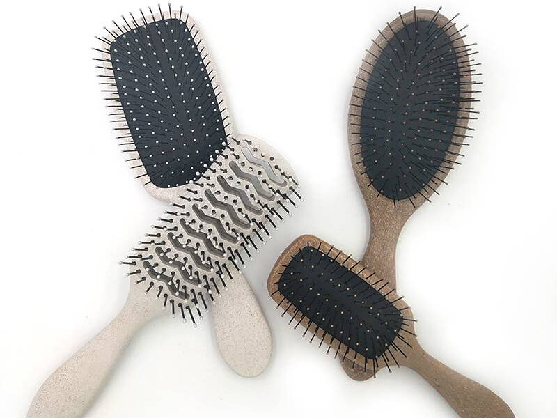 Subject: New material-Bamboo Fiber brush/Straw Brush