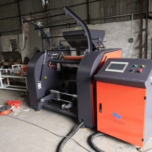 New technology High speed  rewinding machine