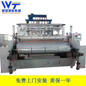 Two meter high speed stretch film making macihne
