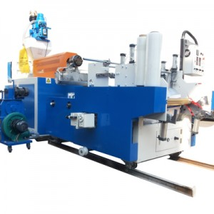 Single layer Stretch film make machine
