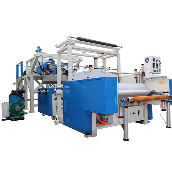Double layer stretch film machine Featured Image