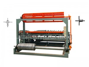 Grassland Field Fence Machine