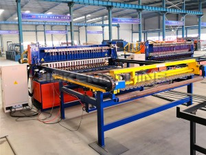 Reinforcing Mesh Wleding Machine