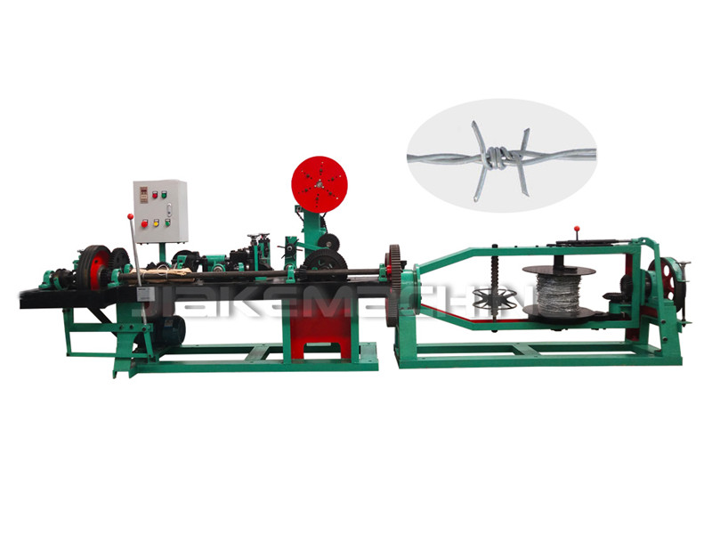 Barbed Wire Making Machine Featured Image