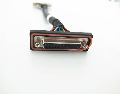 Waterproof Cable Assembly ,DB 24pin Connector Featured Image