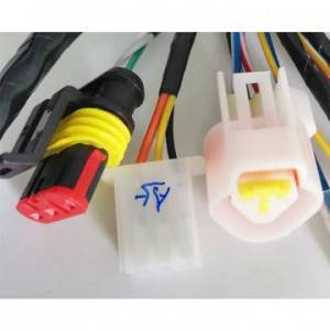Auto wire harness,OEMODM wire harness for special vehicle