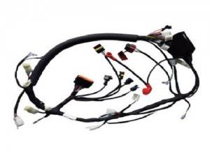 Motorcycle Wire Harness Cable Assembly