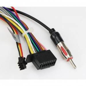 USB cables for car Audio, USB cable assembly UL 2468 PVC