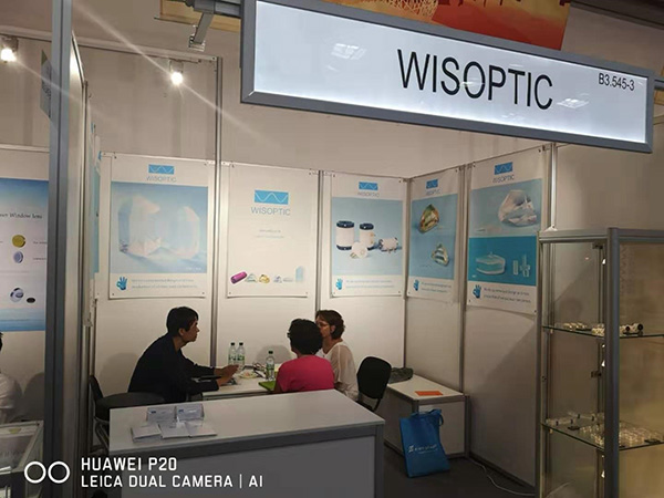 WISOPTIC takes part in Laser World Photonics 2019 (Munich)